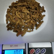 Dried Turmeric root