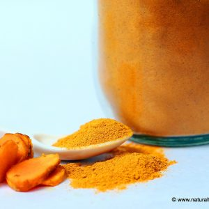 Naturally grown Kerala turmeric powder