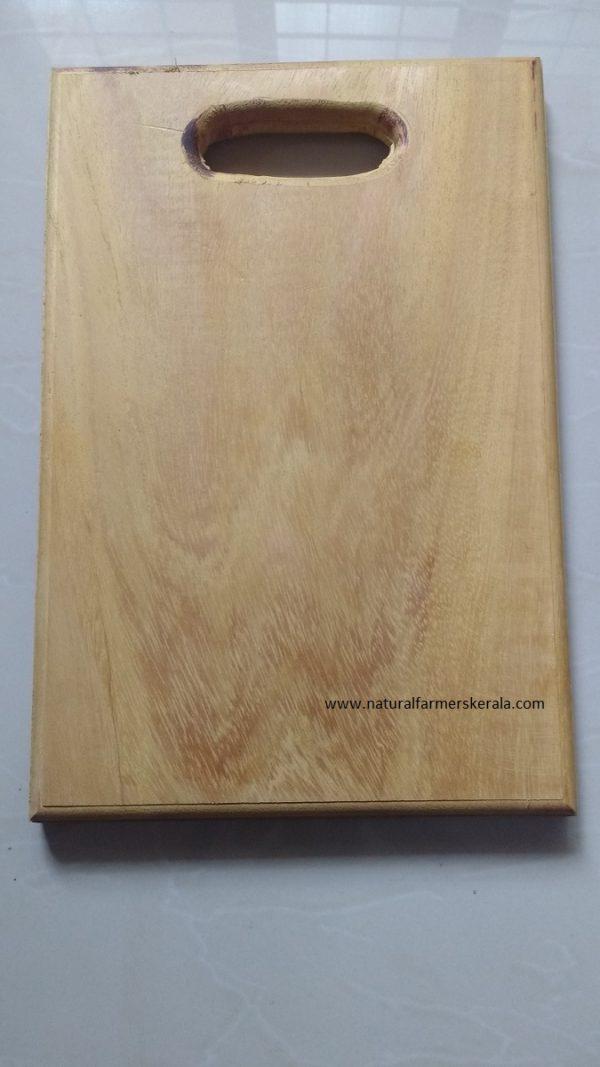 Heart wood cutting board