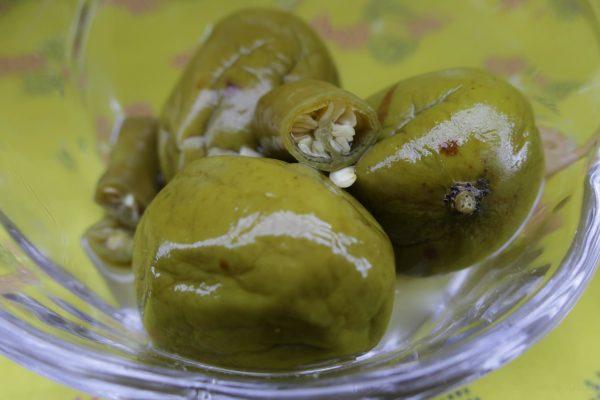 whole kanni Mango Pickle