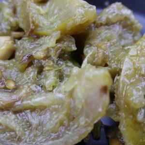 white lime achar