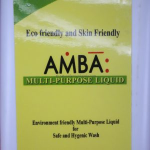 Amba multi-purpose cleaning liquid - made from distilled cow urine